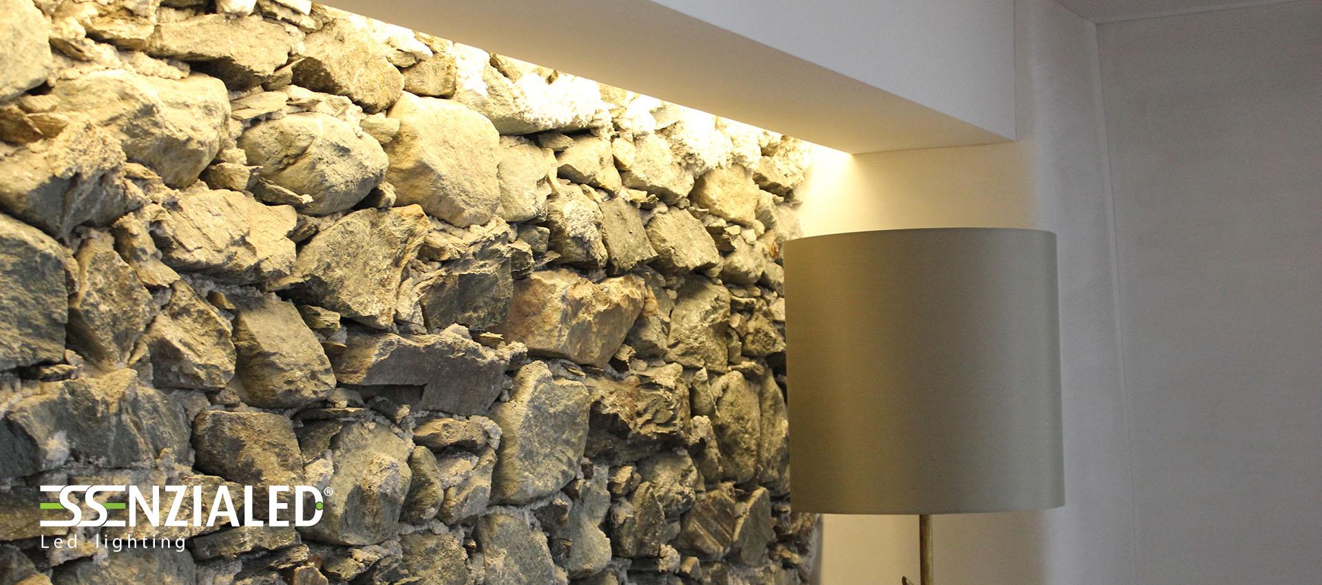 Come Illuminare Una Parete Di Pietra.Washer 30 Wall Washer Light Per Pareti