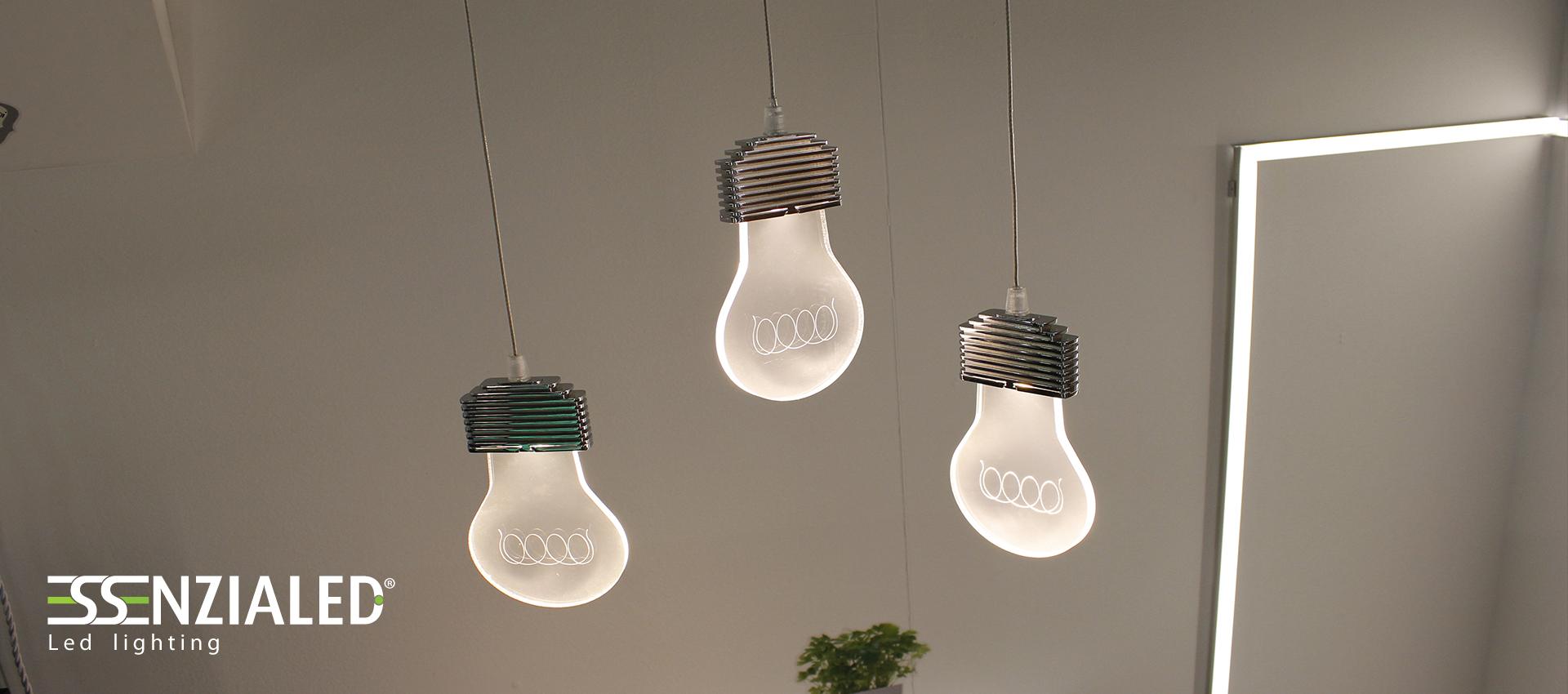 Lampade Led sospensioneEssenzialed – Illuminazione a led