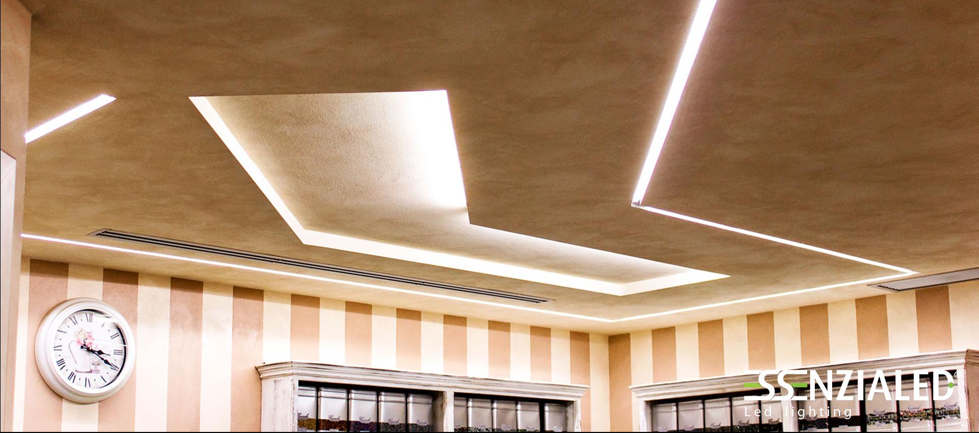 illuminazione led per ristoranti e bar