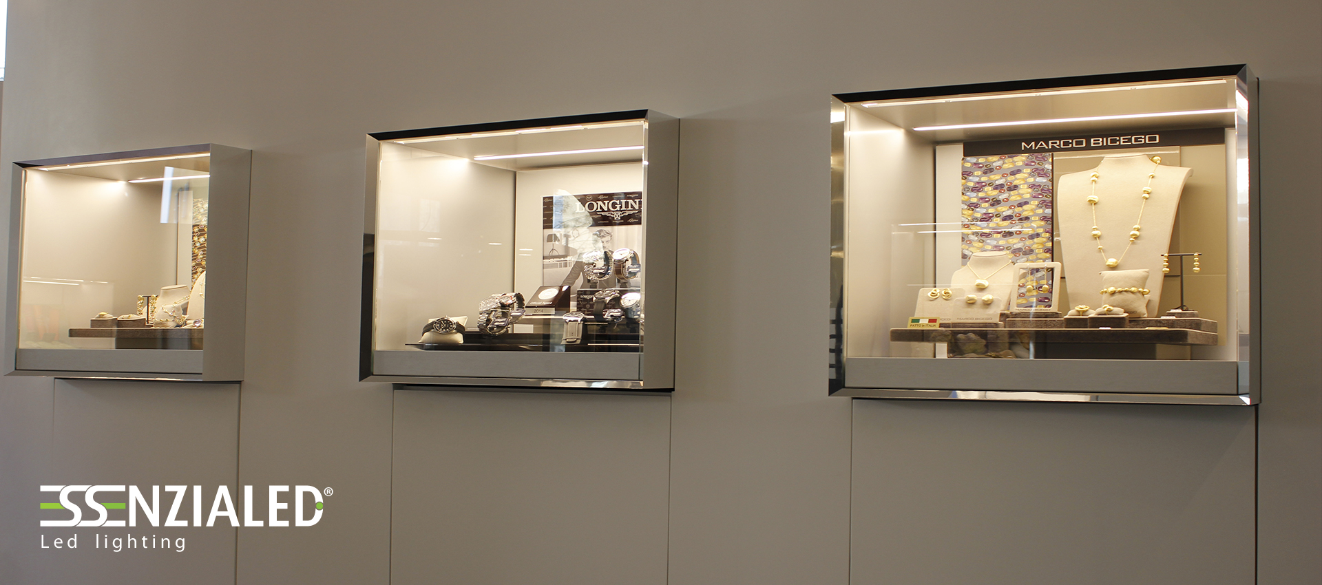 Illuminazione Led per negozi - Made in Italy - EssenzialedEssenzialed – Illum...