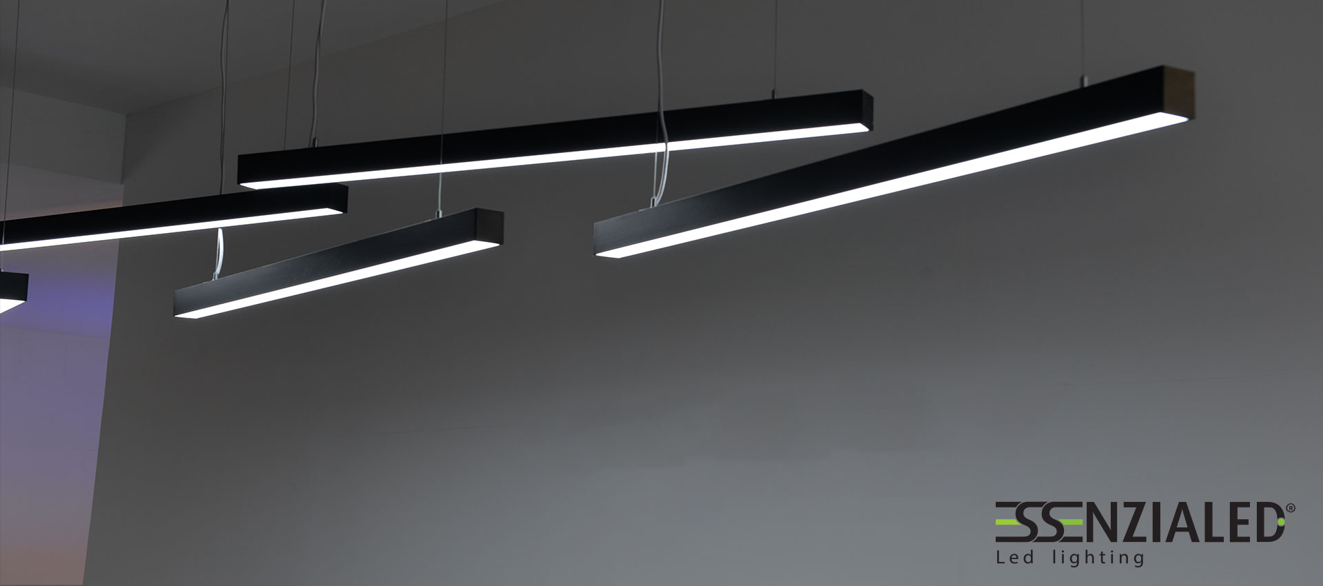 Illuminazione Ufficio Prezzi.Illuminazione Led Per Uffici Prodotte Su Misura
