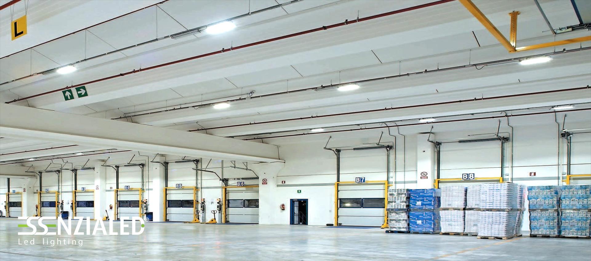 Illuminazione Led industriale -Essenzialed -5 Anni di garanziaEssenzialed – I...