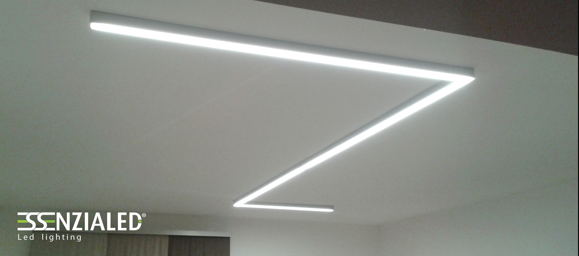 Relativamente luci led soffitto ln94 pineglen for Illuminazione led a soffitto