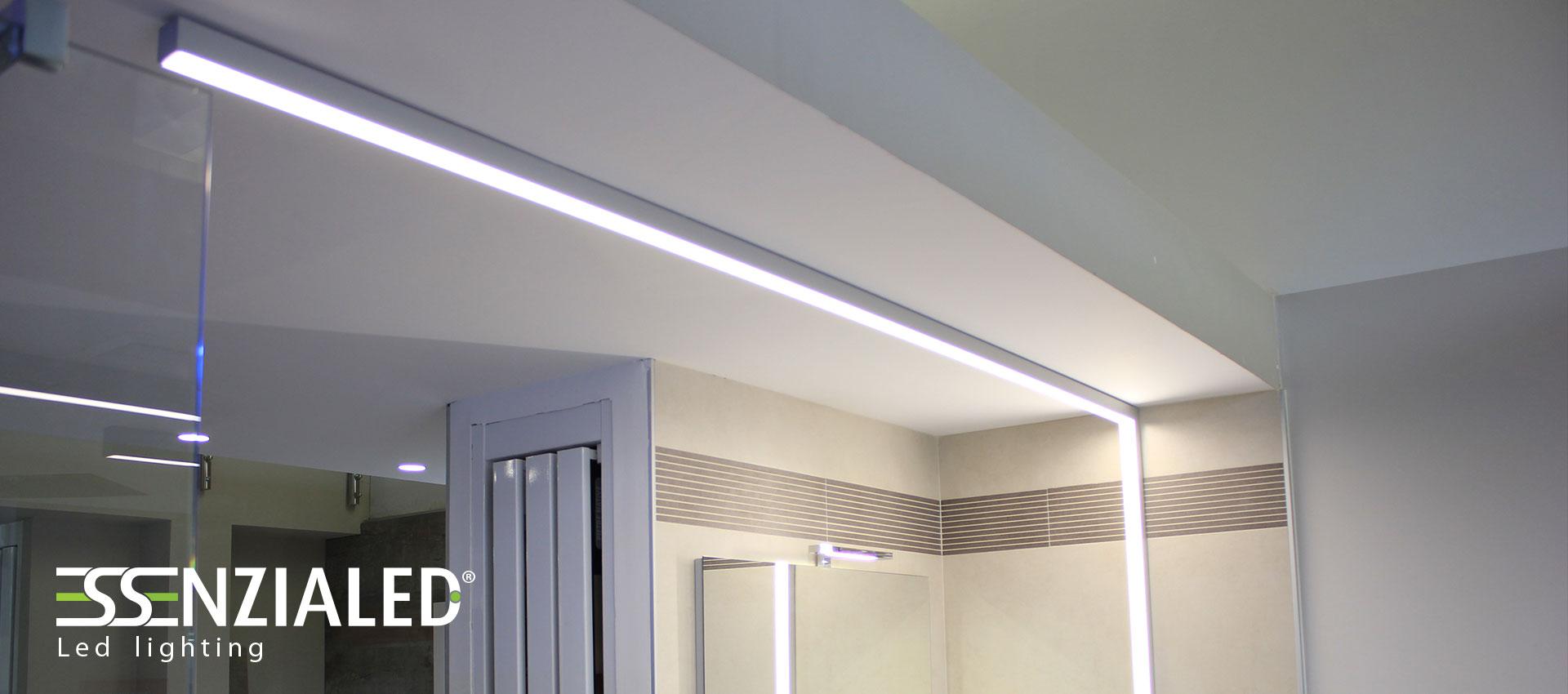 Illuminazione Bagno A Parete illuminazione-bagno-specchi-parete - essenzialed