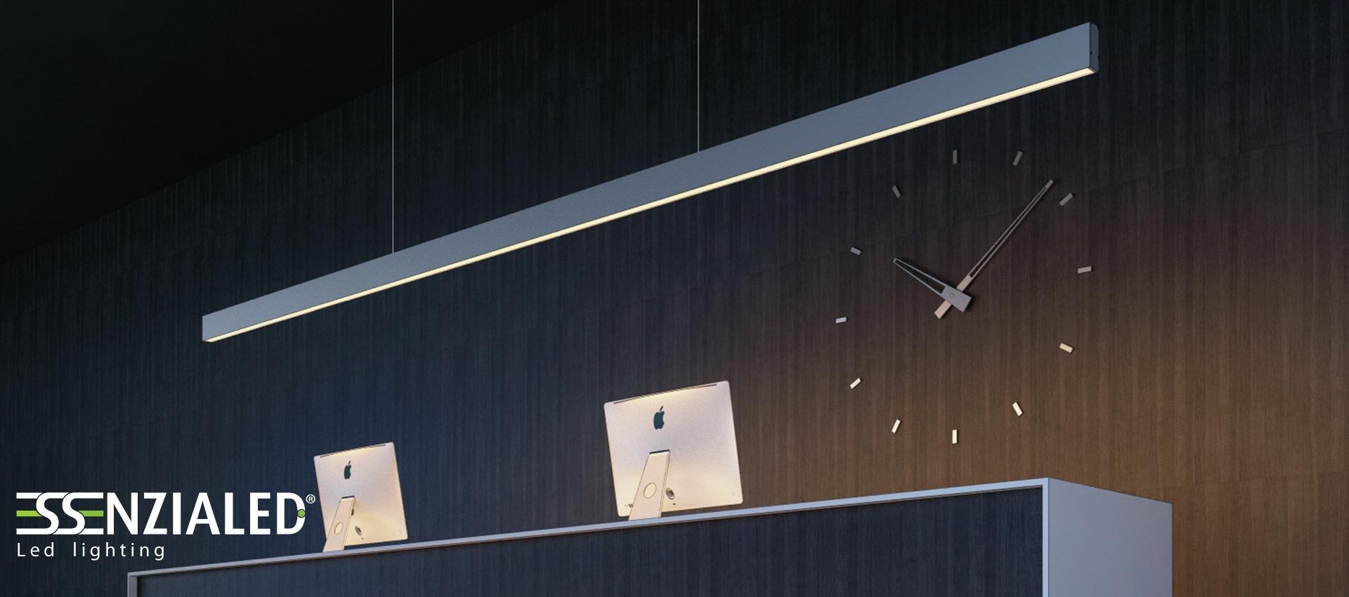 Illuminazione Led Per Ufficio: Illuminazione led da ufficio a torino.