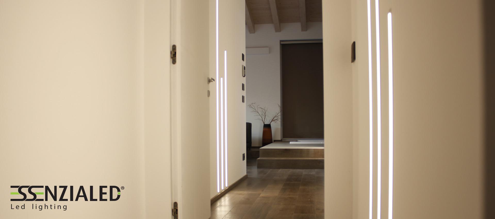 Illuminazione incasso gesso ~ idee di design nella vostra casa