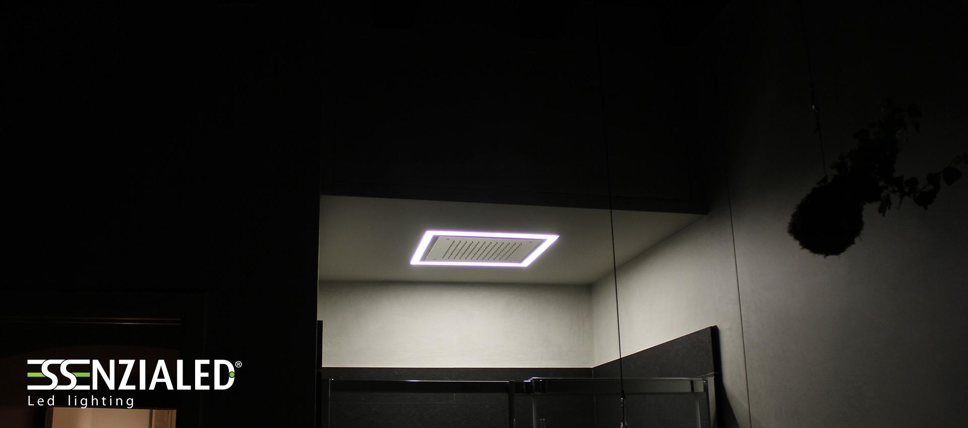 Illuminazione Per Doccia ~ Ispirazione design casa