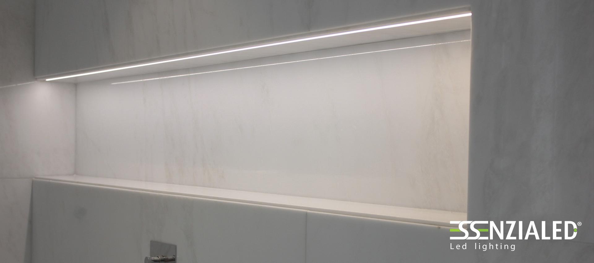 Illuminazione Led Per Ufficio: Illuminazione interna uffici lampade stripe a ...