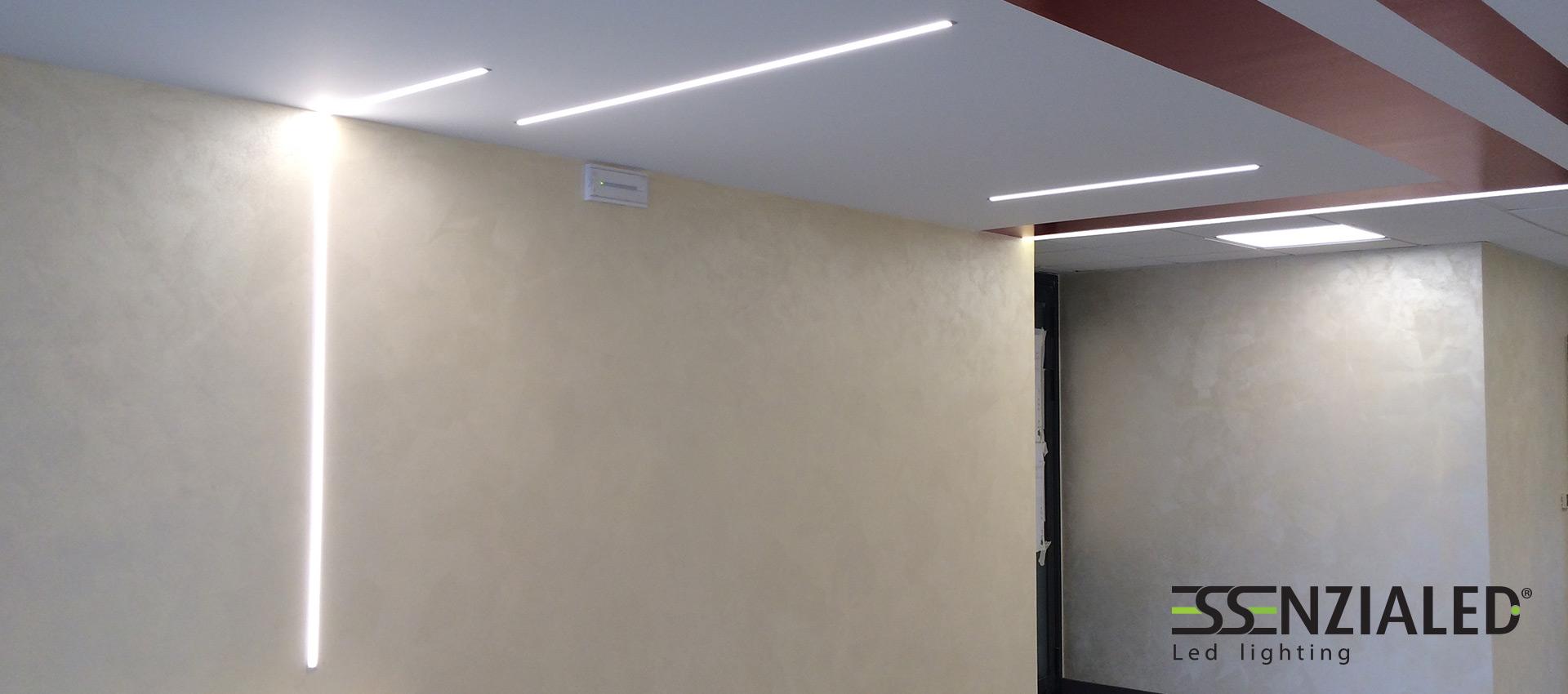 In lampade da incasso per mobili essenzialedessenzialed illuminazione a led - Illuminazione a led per mobili ...