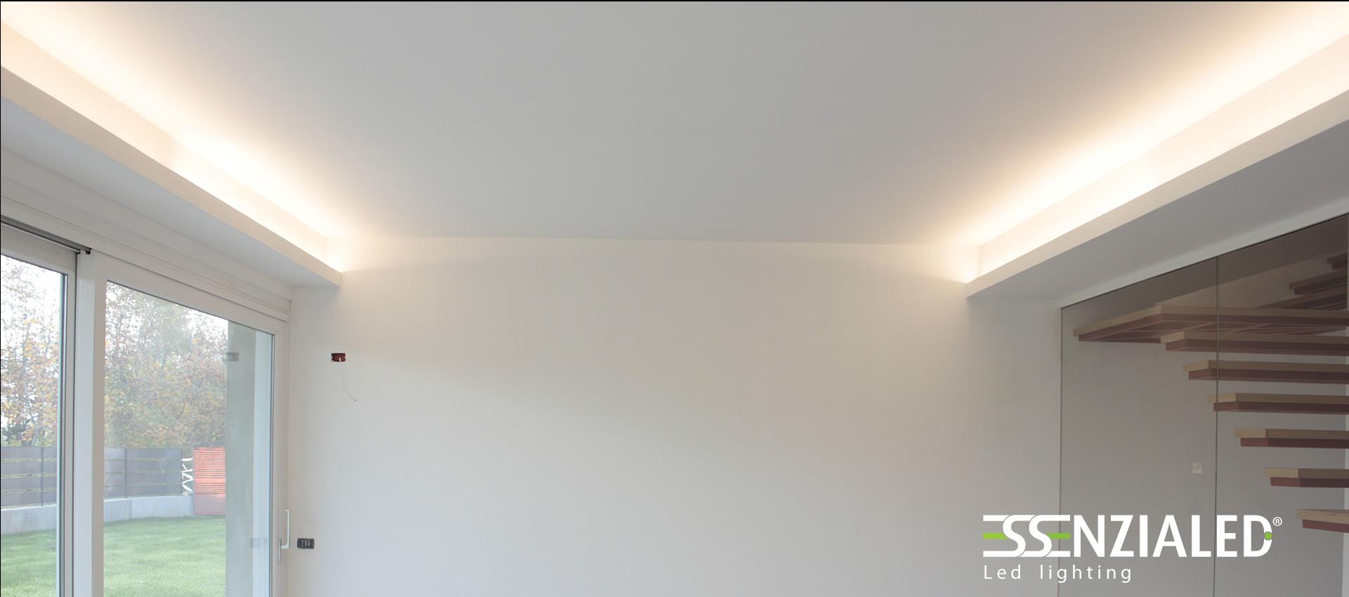 Luci Led Controsoffitto ~ Ispirazione design casa