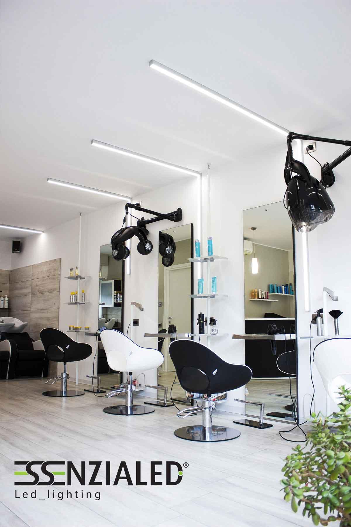 Negozio parrucchiere design for Karisma arredamenti parrucchieri
