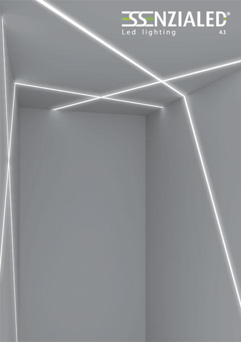 Catalogo Essenzialed 2019 - led lighting